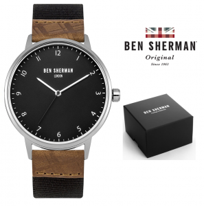 Relógio Ben Sherman® London Original Since 1963 WB049TE I 3ATM