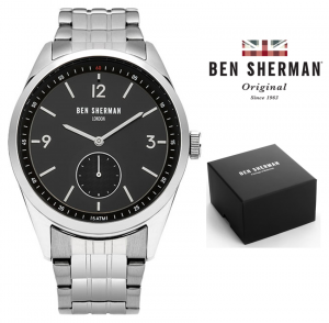 Relógio Ben Sherman® London Original Since 1963 WB052BSM I 3ATM