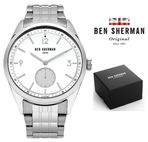 Relógio Ben Sherman® London Original Since 1963 WB052SM I 3ATM