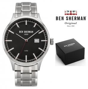 Relógio Ben Sherman® London Original Since 1963 WB056BSM I 3ATM