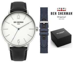 Relógio Ben Sherman® London Original Since 1963 WB059BU I 3ATM
