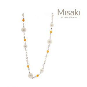 Colar Misaki® QCRBHENNA | Silver