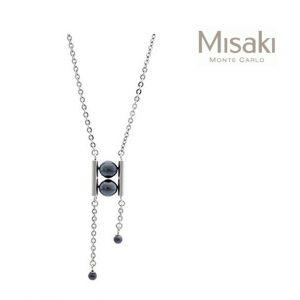 Colar Misaki® QCRPMARINA | Silver
