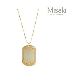 Colar Misaki® QCUPBLOND  | Gold