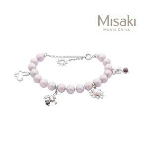 Pulseira Misaki® MCRBSTBARTHVEL | Pink