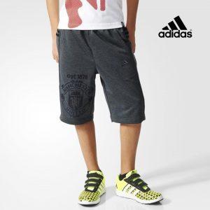 Adidas® Calções Manchester United Oficial Júnior | Tecnologia Climalite®