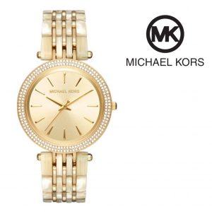 Relógio Michael Kors® Darci Glitz Gold I 5ATM