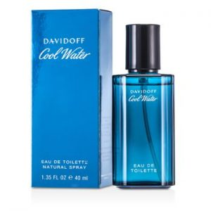 Davidoff - COOL WATER edt vapo 40 ml