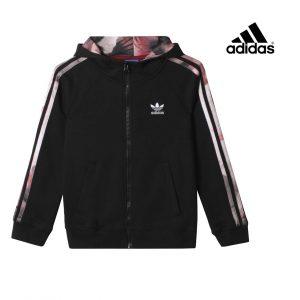 Adidas® Casaco Floral Hoodie Junior