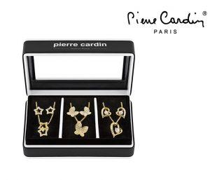 Conjunto Pierre Cardin® Sweet Spring | 3 Colares e 6 Brincos