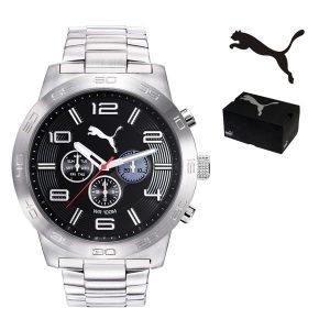 Relógio Puma® Definition Black | 10ATM