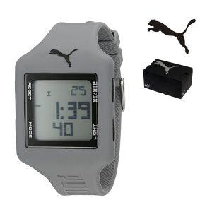 Relógio Puma® Slide L Grey | 5ATM