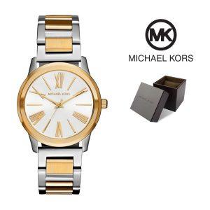 Relógio Michael Kors® Hartman Silver & Gold | 5ATM
