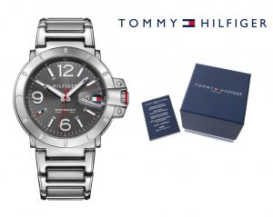 Relógio Tommy Hilfiger® Turbo Stainless Steel | 5ATM