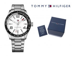 Relógio Tommy Hilfiger® Stainless Steel | 3ATM