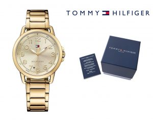 Relógio Tommy Hilfiger® Casey Gold Tone | 3ATM
