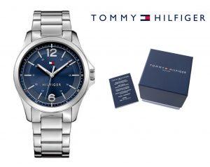 Relógio Tommy Hilfiger® Essentials Blue Dial | 3ATM