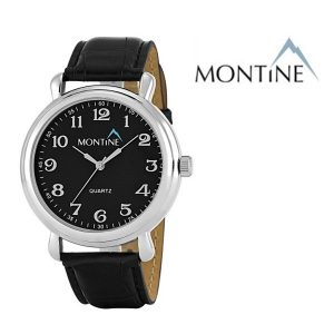 Relógio Montine® Bracelete Preta