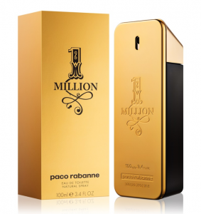 Paco-Rabanne -1 MILLION Edt Vapo 100 ml