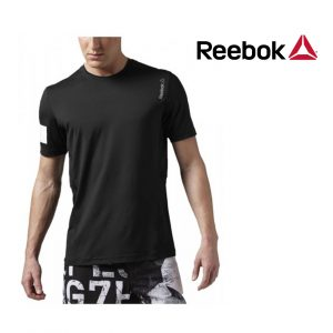 Reebok® T-Shirt Playice Power T Black
