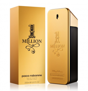 Paco Rabanne - 1 MILLION Edt Vapo 200 ml