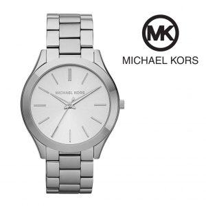 Relógio Michael Kors® Slim Runway Silver | 5ATM