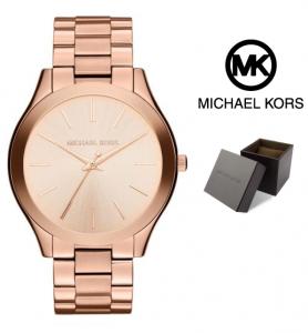Relógio Michael Kors® Runway Rose Dial Rose Gold | 5ATM
