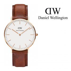 Daniel Wellington® Relógio Classic St Mawes Rose Gold | 3ATM