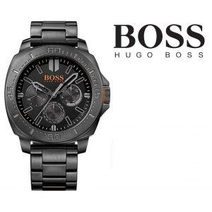 Relógio Hugo Boss Orange® Sao Paulo Black | 5ATM
