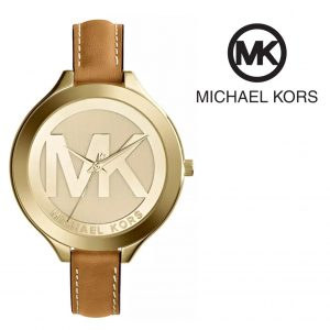 Relógio Michael Kors® Slim Runway Champagne Dial | 5ATM