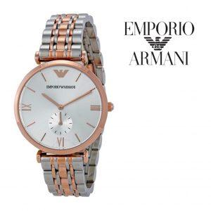 Relógio Emporio Armani® Gianni Two-Tone