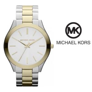 Watch Michael Kors® Runway Slim Golden Two Tone | 5ATM