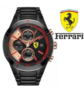 Relógio Ferrari®RedRev Evo Analog Casual Quartz
