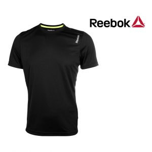 Reebok® T-Shirt Running Black