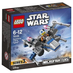 Lego®Resistance X-Wing Fighter | Star Wars