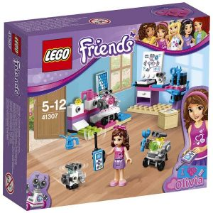 Lego® Laboratorio Creativo de Olívia | Lego Friends
