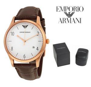 Relógio Emporio Armani® Beta Dark Brown