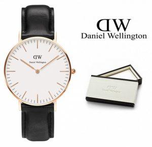 Daniel Wellington® Relógio Classic Sheffield Rose Gold | 3ATM