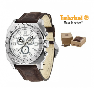Relógio Timberland® Stratham Brown Cronógrafo | 10ATM