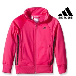 Adidas® Casaco Fitness and Training Rosa