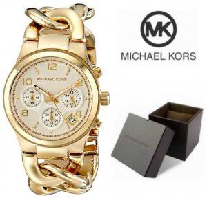 Relógio Michael Kors® Runway Twist | Cronógrafo