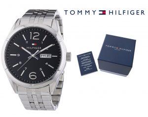 Relógio Tommy Hilfiger®Charlie Classic Quartz Black | 3ATM