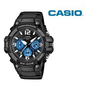 Relógio Casio® MCW-100H-1A2VEF Azul