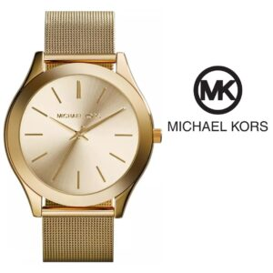 Watch Michael Kors® Champagne Dial Gold | 5ATM