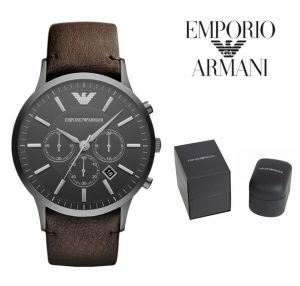 Relógio Emporio Armani® Renato XLarge