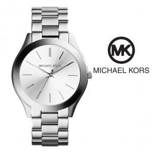 Watch Michael Kors® Slim Runway Silver | 5ATM