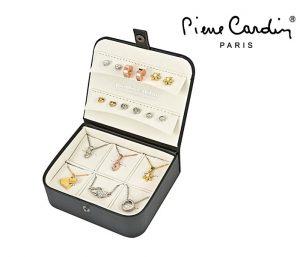 Conjunto Pierre Cardin® Golden Silvery & Rose Golden | 6 Colares e 6 Pares Brincos