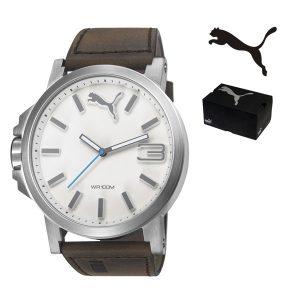 Relógio Puma® Ultrasize 50 Silver | 10ATM