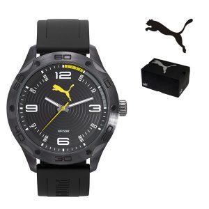 Relógio Puma® Asphalt Grey | 5ATM