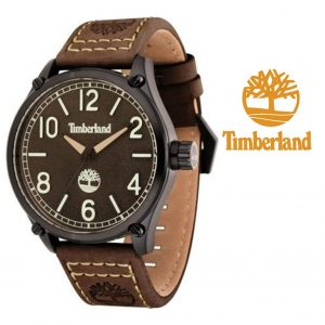 Relógio Timberland®Leighton Brown | 5ATM